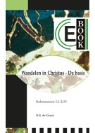 Wandelen in Christus - De basis (e-book)
