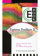 Papieren Predikers II (e-book)