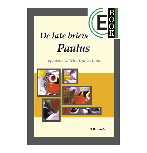 Gratis - De late brieven van Paulus (e-book)