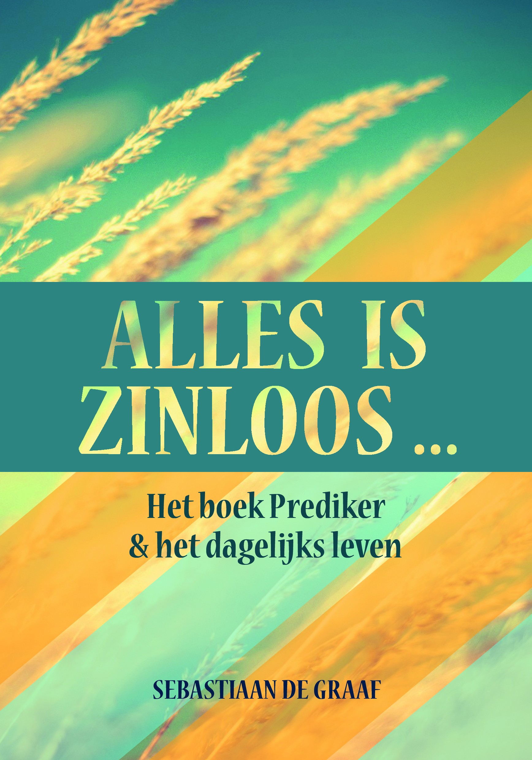 Alles is zinloos ...
